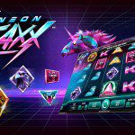 30 free spins i Neon Staxx utan omsättning