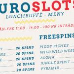 20 free spins dagligen hos EuroSlots